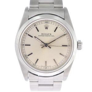 ロレックス 腕時計 オイスターパーペチュアル SS レディー...