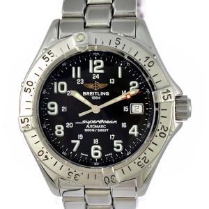 ブライトリング メンズ腕時計 スーパーオーシャン1000M ...