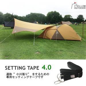 """通称 """"小川張り"""" をするための専用セッティングテープ 4.0です☆ ヘキサタープ(六角形)、ウィン..."""