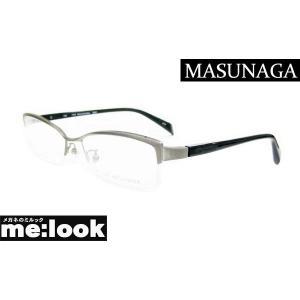 THE MASUNAGA マスナガ メガネ フレーム 5007-14-52 度付可|melook