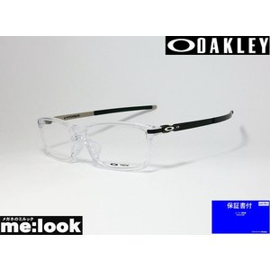 OAKLEY オークリー OX8096-0255 眼鏡 メガネ フレーム PITCHMAN ピッチマン 度付可 ASIAN FIT クリア