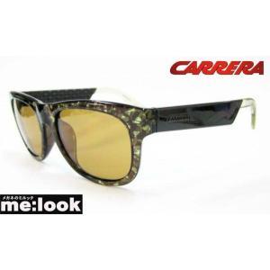 CARRERA カレラ サングラス CARRERA5006FS-1UKH0 クリアブラウンデミ/ブラウン melook