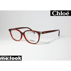 Chloe クロエ メガネ フレーム CE2629A-616-53 度付可 クラックレッド|melook