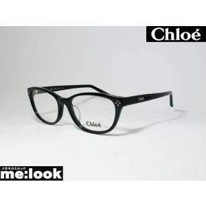 Chloe クロエ メガネ フレーム CE2651A-001-54 度付可 ブラック|melook
