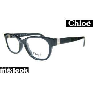 Chloe クロエ メガネ フレーム CE2701A-001-52 度付可 ブラック|melook