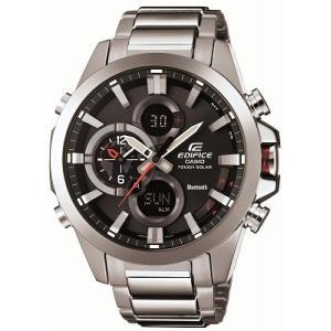 [カシオ]CASIO 腕時計 EDIFICE  エディフィス BLUETOOTH SMART対応 ECB-500D-1AJF メンズ melook