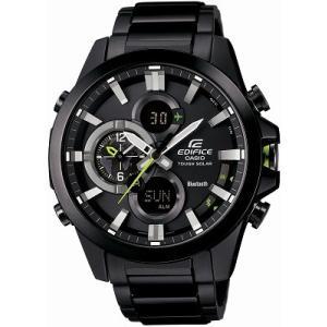 [カシオ]CASIO 腕時計 EDIFICE  エディフィス BLUETOOTH SMART対応 ECB-500DC-1AJF メンズ melook