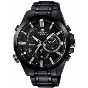 [カシオ]CASIO 腕時計 EDIFICE  エディフィス BLUETOOTH SMART対応 EQB-510DC-1AJF メンズ melook