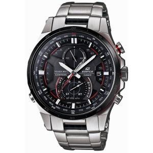 [カシオ]CASIO 腕時計 EDIFICE  エディフィス タフ・ムーブメント スマート・アクセス搭載 世界6局電波ソーラーウォッチ EQWA-1200DB-1AJF メンズ melook
