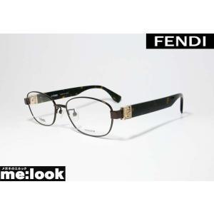FENDI フェンディ メガネ フレーム FF0103J-FYV-52 度付可|melook