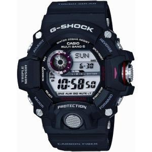 CASIO カシオ 腕時計 G-SHOCK ジーショック  MASTER OF G RANGEMAN  レンジマン トリプルセンサーVer.3搭載  世界6局電波対応ソーラーウォッチ  GW-9400J-1JF|melook