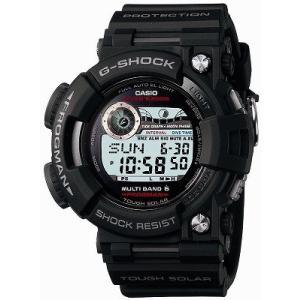CASIO カシオ 腕時計 G-SHOCK ジーショック  FROGMAN  タフソーラー 電波時計 MULTIBAND 6 GWF-1000-1JF メンズ|melook