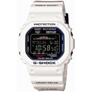 CASIO カシオ 腕時計 G-SHOCK ジーショック  G-LIDE  世界6局電波ソーラーウォッチ タイドグラフ&ムーンデータ搭載  GWX-5600C-7JF メンズ|melook