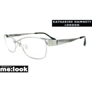 KATHARINE HAMNETT キャサリン ハムネット メガネ フレーム KH9133-1-55 度付可|melook