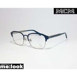 MCM エムシーエム ■本州送料無料■ クラッシック メガネ フレーム MCM2109A-424 サイズ53 度付可 サファイアブルー/グレイ|melook
