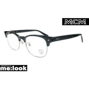 MCM エムシーエム クラッシック メガネ フレーム MCM2633A-001 サイズ52 度付可 ブラック/シルバー|melook