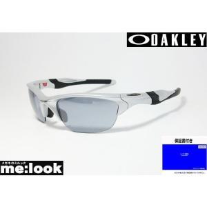 OAKLEY オークリー ミラリ正規品 サングラス HALF JACKET2.0 ハーフジャケット2.0 OO9153-02 009153-02 シルバー/スレートイリジウム 度付対応可