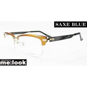 SAXE BLUE ザックスブルー メガネ フレーム SB7079-3-55 度付可|melook