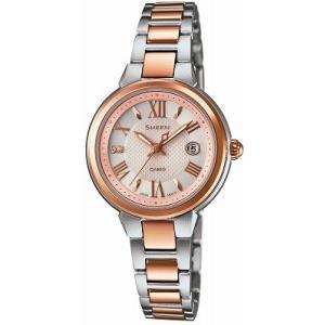 カシオ CASIO 腕時計 SHEEN シーン ソーラータイプ SHE-4516SBZ-9AJF レディース|melook