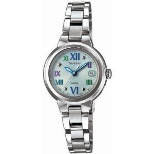 カシオ CASIO 腕時計 SHEEN シーン 日中対応電波ソーラー  SHW-1508CD-2AJF レディース|melook