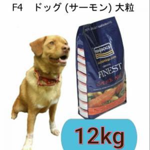 フィッシュ4ドッグ サーモン 大粒 12kg|meltinpot