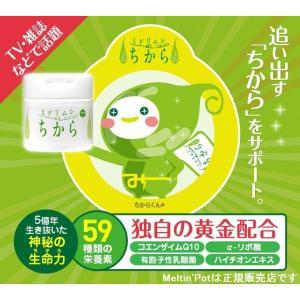 ミドリムシのちから 100粒 人間用 今注目の健康成分ユーグレナ( ミドリムシ )サプリメント|meltinpot|03