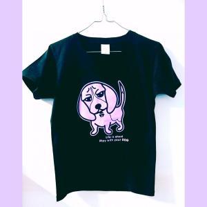 チャリティTシャツ Beagle(ビーグル)|meltinpot