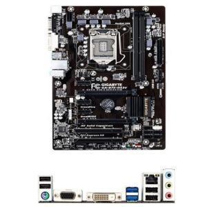 新品  Gigabyte B75-DS3V Intel B75マザーボードLGA 1155コンピュータ パーツ2×DDR3 PCパーツATX動作確認済 melville