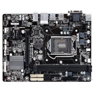 新品 Gigabyte B85M-D2V Intel B85 マザーボードLGA 1150コンピュータ パーツ2×DDR3 PCパーツMicro ATX動作確認済 melville