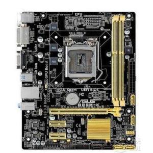 新品 Asus B85M-K Intel B85マザーボードLGA 1150コンピュータ パーツDDR3 PCパーツuATX動作確認済 melville