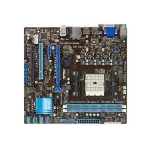 新品 Asus F1A55-M LE AMD A55マザーボードSocket FM1コンピュータ パーツ2×DDR3 PCパーツuATX動作確認済 melville