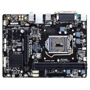 新品  Gigabyte GA-H81M-DS2 Intel H81 マザーボードLGA 1150コンピュータ パーツ2×DDR3 PCパーツ Micro ATX melville