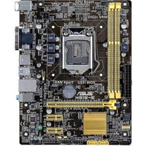 新品 Asus H81M-E Intel H81マザーボードLGA 1150コンピュータ パーツDDR3 PCパーツMicro ATX動作確認済 melville