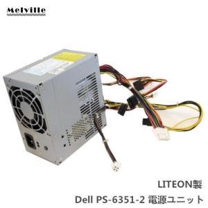 純正新品 DELL Vostro 200 201 400 220 MTデル デスクトップ用 PC 350W 電源ユニットATX0350P5WA PS-6351-2 LITEON製 6Pin接口|melville