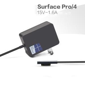 純正新品 Microsoft Surface Pro4 M3用 24W ACアダプター 15V 1.6A 1735 1736充電器★PC電源