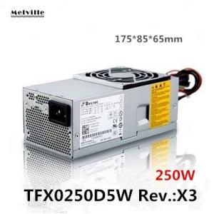 純正新品 Dell Inspiron 530S 531S 535S 540S 545S 546S 560S 620Sデスクトップ用 PC 250W電源ユニットTFX0250D5W TFX0250AWWA TFX0250P5W TFX0250D5WB|melville