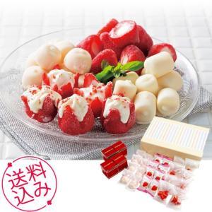 お中元 ギフト アイス いちごの花畑 送料無料 内祝い お祝い 誕生祝 御礼 70013|meme