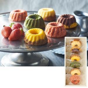 ホシフルーツ 果実のミニョン・ド・クグロフ 6個 内祝い、お祝い、お歳暮、お中元、お誕生日 98011-02|meme