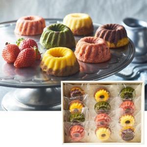 ホシフルーツ 果実のミニョン・ド・クグロフ 12個 内祝い、お祝い、お歳暮、お中元、お誕生日 98011-04|meme
