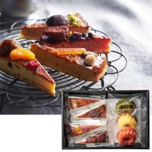 ホシフルーツ フルーツとナッツのタルト&クグロフ 7個 内祝い、お祝い、お歳暮、お中元、お誕生日 98013-03|meme