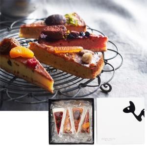 ホシフルーツ フルーツとナッツのタルト 4個 内祝い、お祝い、お歳暮、お中元、お誕生日 98013-01|meme