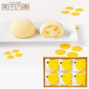 果子乃季 月でひろった卵 6個入 内祝い、お祝い、お歳暮、お中元、お誕生日 98048-02|meme