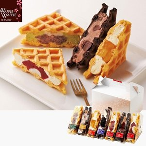 WAFFLE WAFFLE ワッフル・ワッフル 7個 内祝い、お祝い、お誕生日、ホームパーティ 98053-001|meme