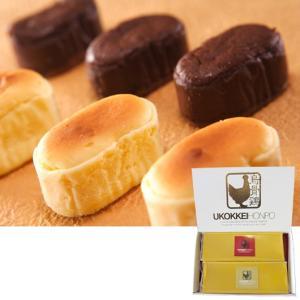 """""""エッグフロマージュ""""にはたっぷりのクリームチーズを、""""エッグショコラ""""にはベルギー産高級生チョコク..."""