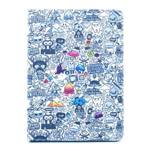 iPad mini 4 レザーケース B 液晶保護フィルム付き アイパッド4ミニ iPad mini 4 ケース 手帳 iPad mini 4 ケース 財布|memon-leather