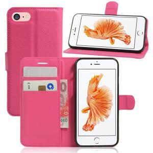iPhone8 ケース iPhone7 ケース ローズ アイフォン8 アイフォン7 手帳 財布 スマホケース 保護フィルム付き|memon-leather