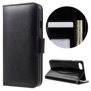 iPhone8 ケース iPhone7 ケース ブラック 強化ガラス保護フィルム付き スマホケース アイフォン7 iPhone 8 ケース 手帳 iPhone 8 ケース 財布|memon-leather