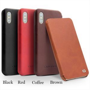 iPhone XS/X ケース iPhone XS/X レザーケース アイフォンXS / X  超薄軽量|memon-leather