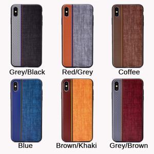 iPhone XS ケース iPhone X ケース iPhone XS/X ソフトケース アイフォンXS テン エス カバー シンプル 超薄軽量|memon-leather