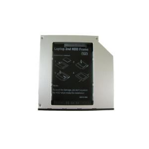ノートパソコン光学ドライブベイ用HDD・SSDマウンタ IDE接続 12.7mm厚【ゆうメール215円発送可】 memory-depot
